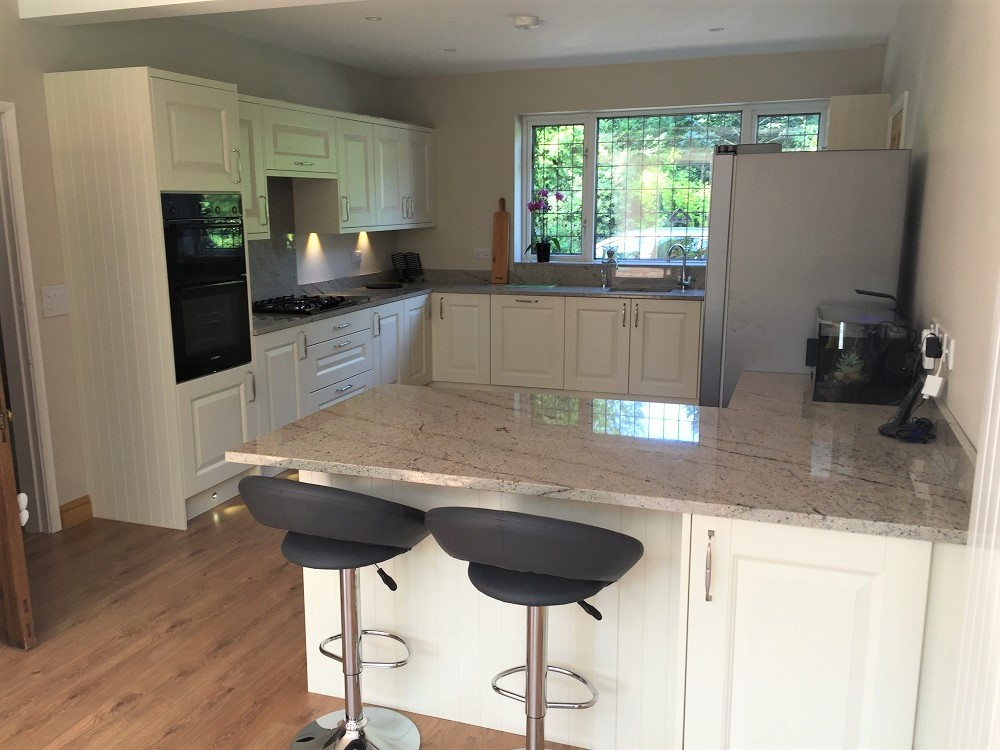 Kitchen Fitted By Trent Kitchens